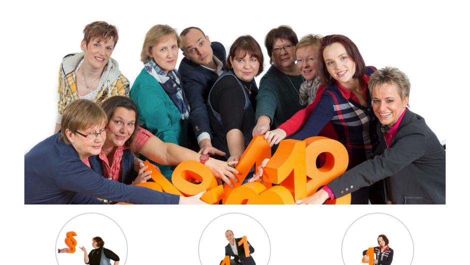 Neugestaltung der Website des Lohnservice Wendel